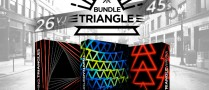 Volumetricks-Triangle-Bundle
