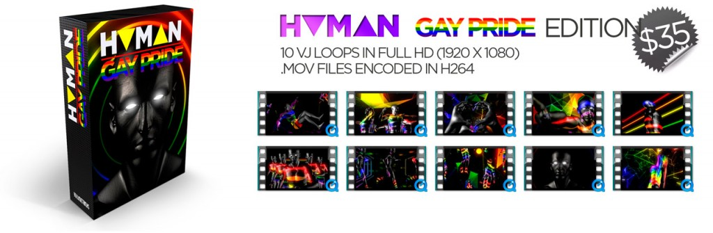 Human-Gay-pride-Edition-VJ-Loops-Pack