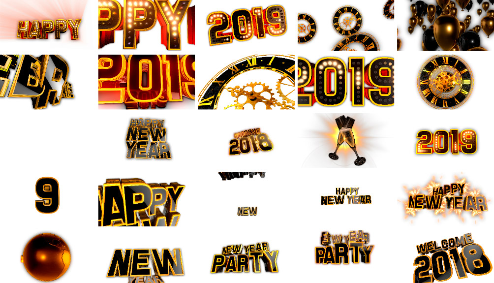 HNY 2017 Alpha Elements