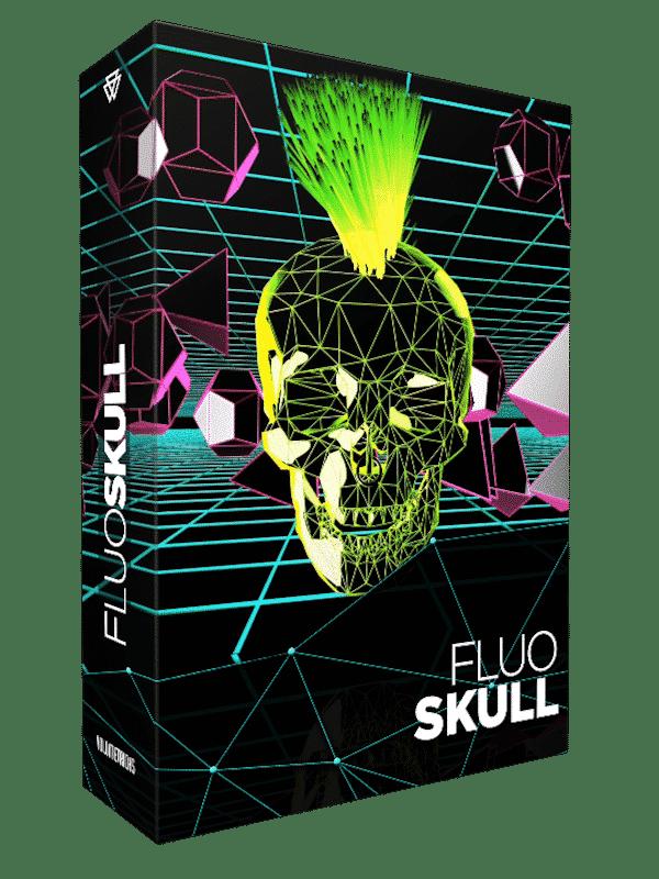 FluoSkull